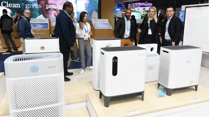[CES2020]'IoT 가전' 아마존 AI와 더 가까워진 웅진코웨이