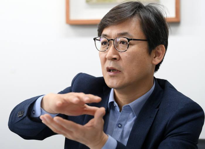 권대영 금융위원회 금융혁신기획단장