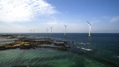 해상풍력 발전소 5㎞ 밖 주민도 정부 지원 받는다