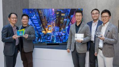 삼성전자-LG전자, CES에서 각종 상 휩쓸어…삼성 198개, LG 119개 수상