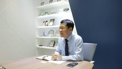 """조광원 비투엔 대표 """"데이터 3법 통과에 가슴이 울컥""""… 창사 15년만 최대 성과도 달성"""