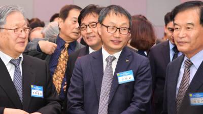 구현모 KT 차기 CEO 내정자, 2020 과학기술·정보방송통신인 신년인사회 참석