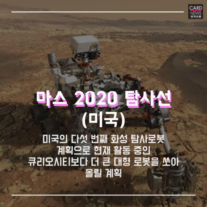 [카드뉴스]올해 있을 굵직한 우주 프로젝트