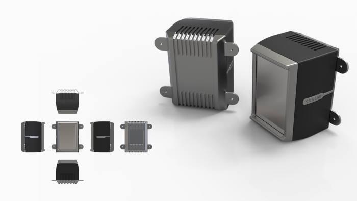 에스오에스랩이 개발한 빅셀 기반 고정형 라이다 제품.
