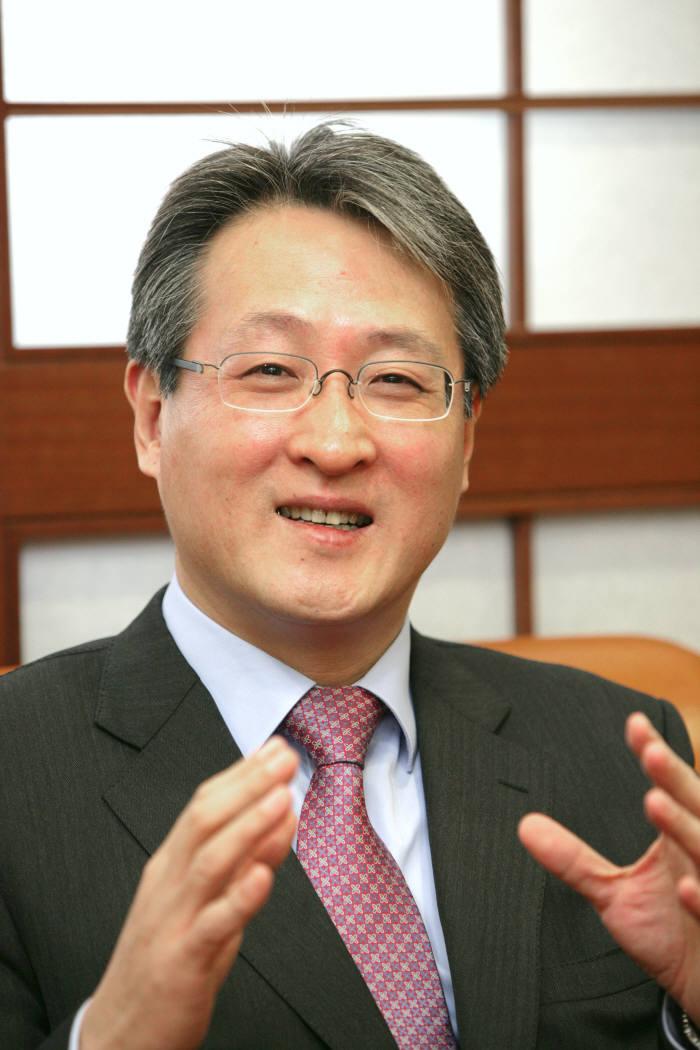 최재영 영진전문대학교 총장