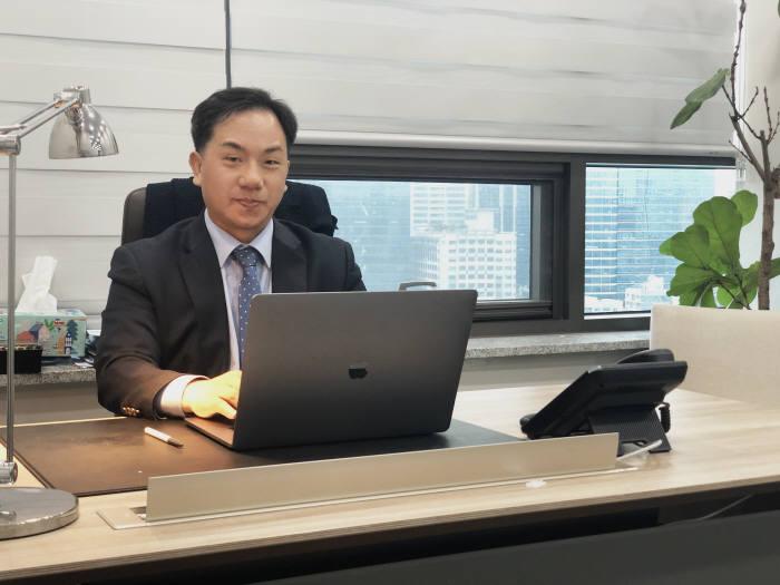 송봉준 이지차저 대표.