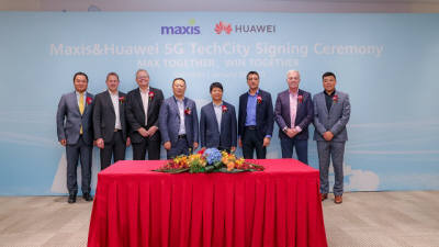 화웨이, 말레이시아 5G 테크시티 구축