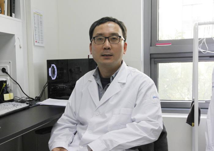 예경무 DGIST 뉴바이올로지전공 교수