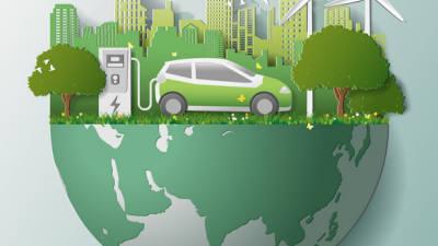 자동차 등록대수 2368만대... 2.5%는 친환경차