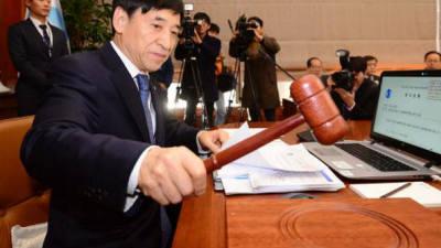 한국은행 기준금리 동결…연 1.25% 유지