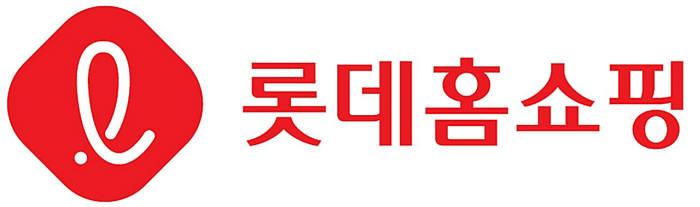 롯데홈쇼핑 로고.