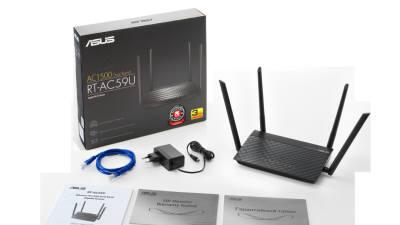 에이수스(ASUS), 스트리밍 환경에 최적화한 AC라우터 RT-AC59U 출시