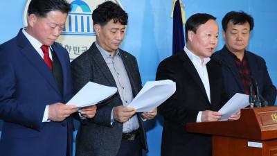 자유한국당 소상공인 지원 공선 공약...인건비·세율 부담 낮춘다