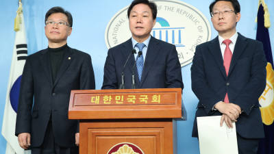 자유한국당-새보수당, 통합작업 본격화