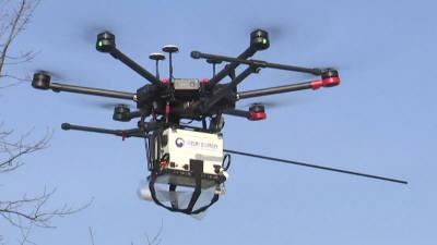 전북도, 드론 영상·공간정보 관측통합시스템 구축 추진