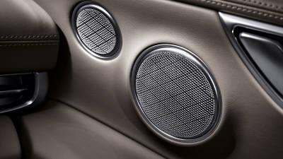 노면소음까지 줄여주는 '하만 프리미엄 사운드' 제네시스 'GV80'에 첫 적용