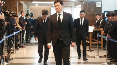 [신격호 별세]사흘째 조문행렬…빈소 찾은 김범석 쿠팡 대표