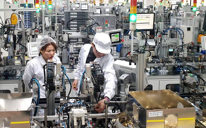 LS산전, 중소기업 스마트공장 경쟁력 강화 지원