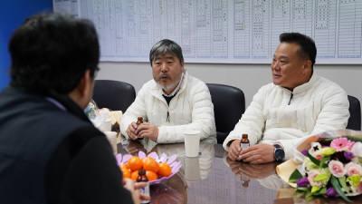 한노총 신임 지도부, 윤종원 기업은행장 갈등 가세