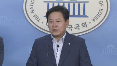 """정재호 의원 """"경기 고양 '재선' 도전…덕양시 프로젝트 시즌2 추진"""""""