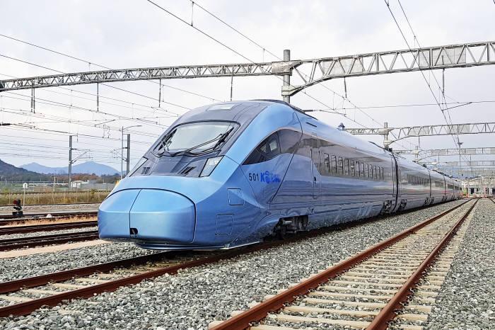 차세대 중고속 열차 EMU-250