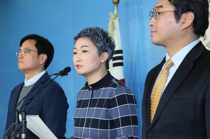 이언주 전진당4.0 대표 <사진=연합뉴스>