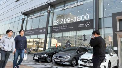 수입차 '신차 물량부족' 해소…30만대 판매 도전장