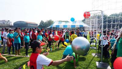 한세실업, 베트남 화합 대축제 성료…현지 임직원·가족 4만명 참석