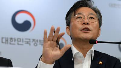 """성윤모 장관 """"중동서 원유 70% 수입… 정세 불안시 즉각 대응"""""""