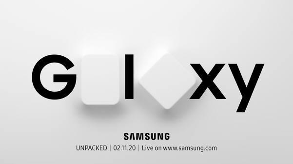 삼성전자는 내달 11일 미국 샌프란시스코에서 갤럭시 언팩 2020 행사를 개최한다.