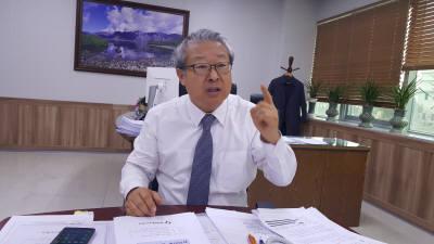 """송재빈 충북TP 원장 """"실사구시 전략으로 전략산업 활성화"""""""