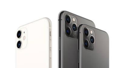 애플, 삼성전자 제치고 4분기 스마트폰 시장 선두 탈환