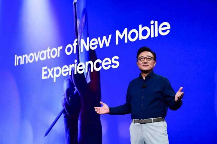 글로벌 매출과 영업이익 비중이 높은 삼성전자 스마트폰 사업 부문 등이 디지털세 과세 대상이 될 가능성이 커졌다.