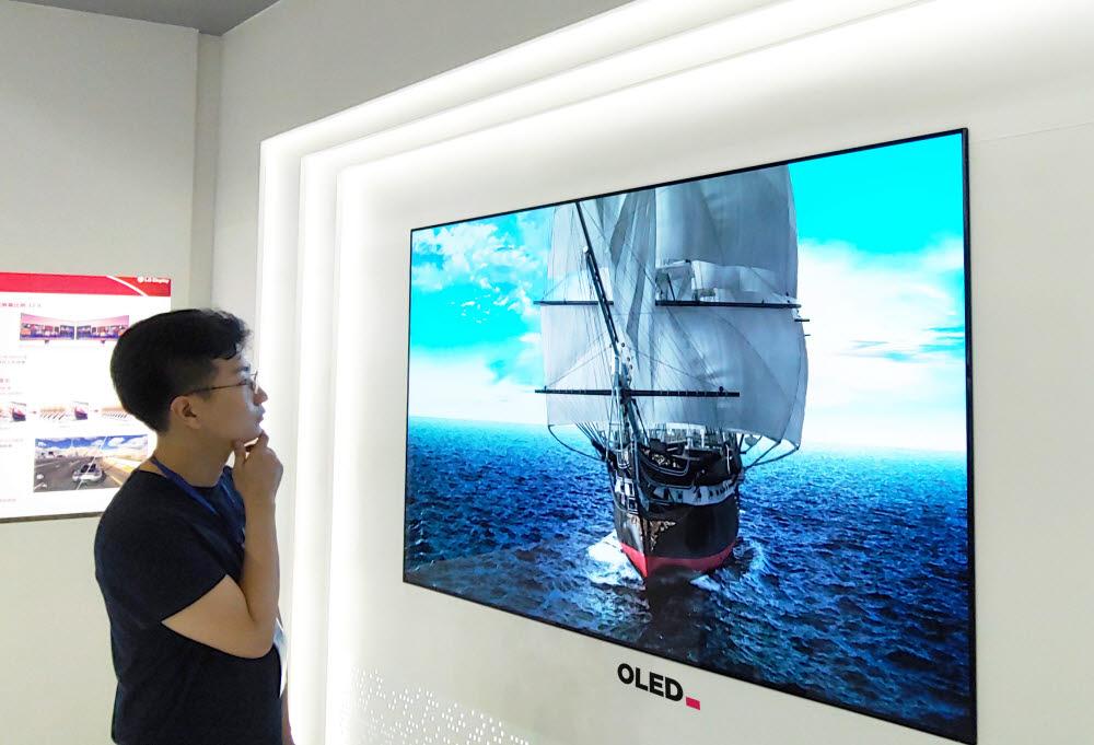 LG디스플레이 OLED TV 패널, '유해 블루라이트 감소' 글로벌 검증