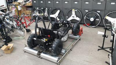 하이코어, 전기자전거 기술 기반으로 전기차 부품시장 진출