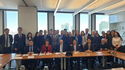 한국도로공사, 카자흐스탄 알마티 순환도로 투자사업 금융약정 체결