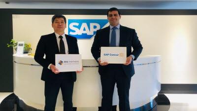 비에스지파트너스, 'SAP 컨커' 리셀러 파트너 계약 체결…조직 확대 등 클라우드사업 강화