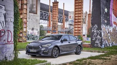 BMW, 콤팩트 4도어 쿠페 '뉴 2시리즈 그란쿠페' 사전계약