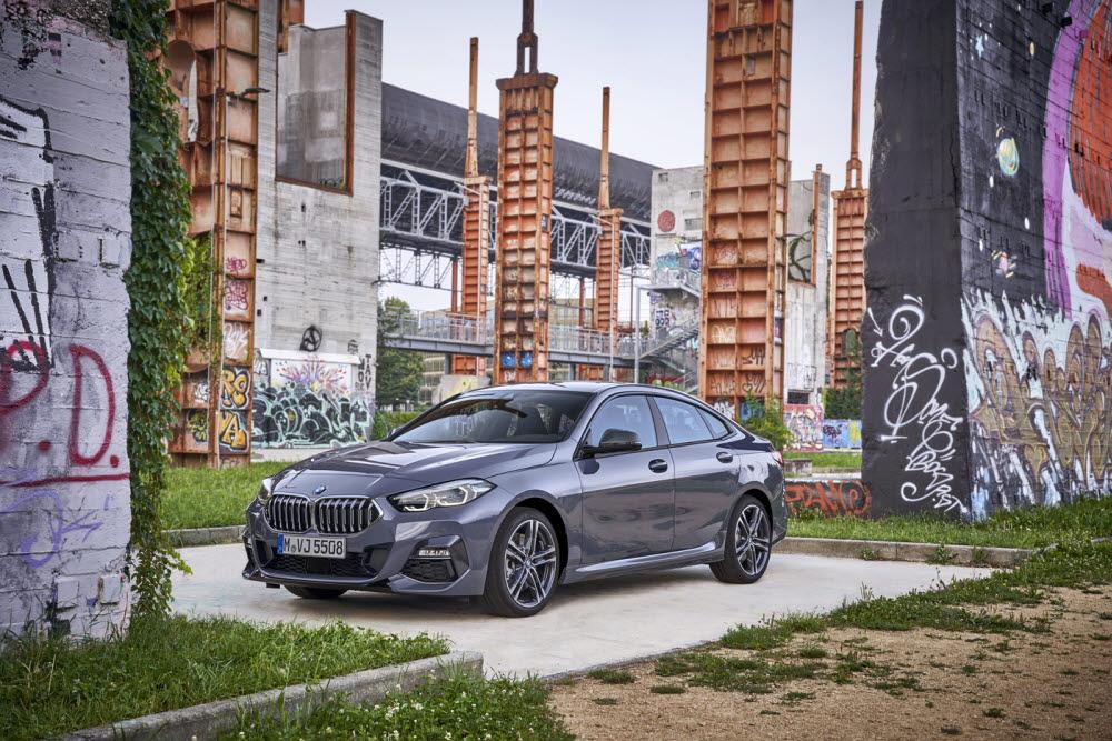 BMW 뉴 2시리즈 그란쿠페.