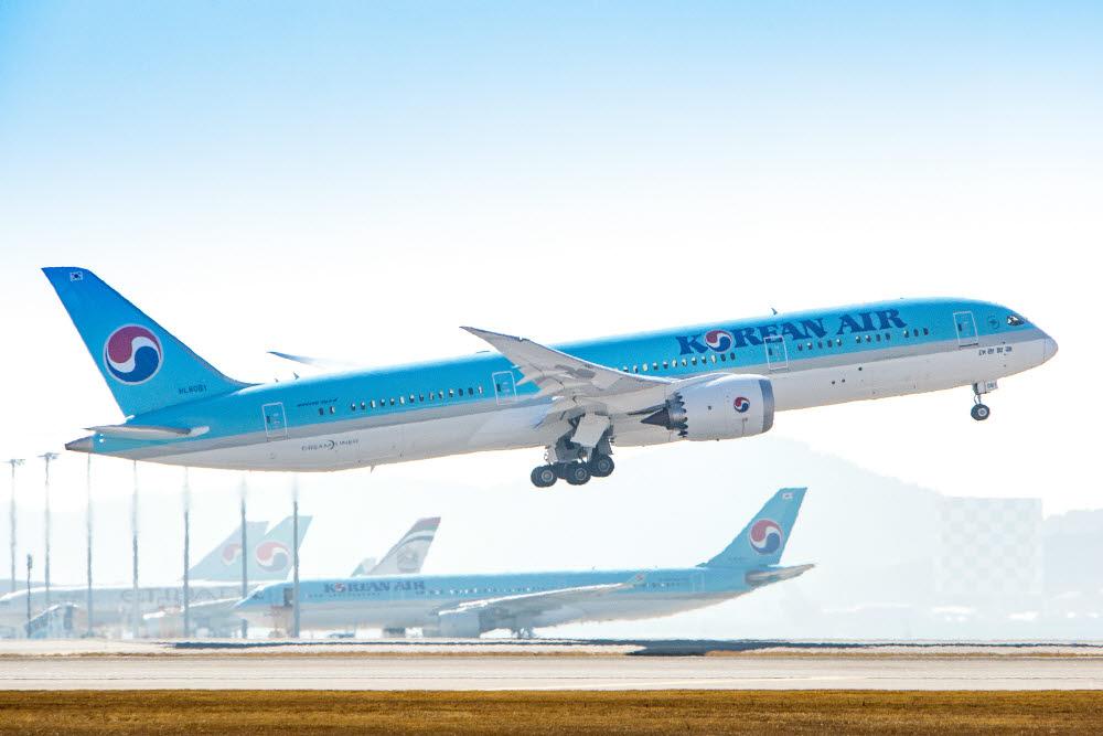 대한항공 보잉 787-9 (제공=대한항공)
