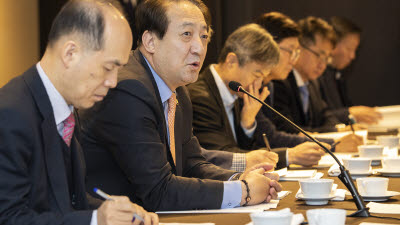 박천규 환경부 차관, 중소환경기업인 CEO 아카데미 참석