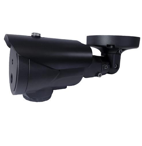 미르텍이 개발한 IP 카메라 네트워크 환경에 열 감지 기능을 탑재한 열상 카메라.