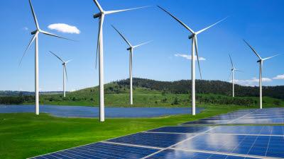 """美 EIA """"2050년 재생에너지 비중 38%…최대 발전원 부상"""""""