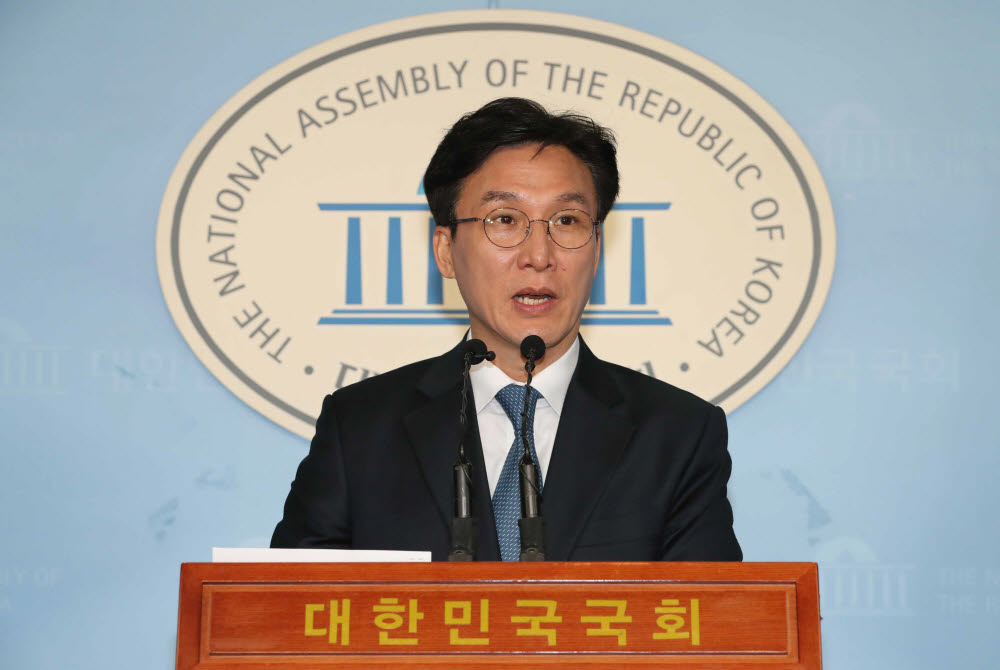 김민석 더불어민주당 포용국가비전위원회 위원장. 연합뉴스