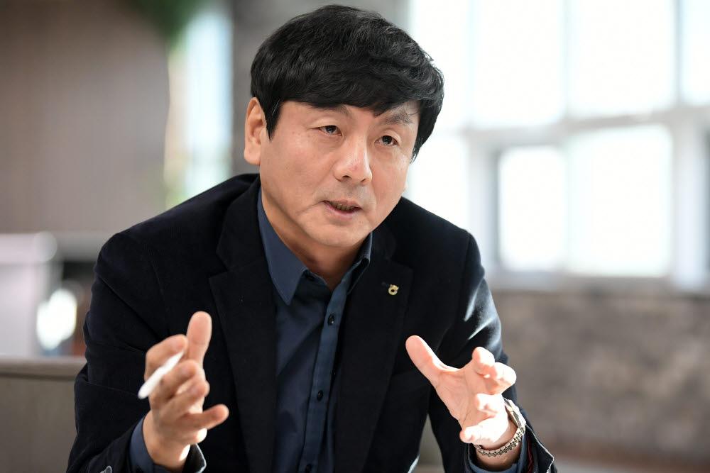 김봉규 NH디지털혁신캠퍼스 센터장 이동근기자 foto@etnews.com