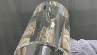 반도체·디스플레이용 석영유리소재 국산화