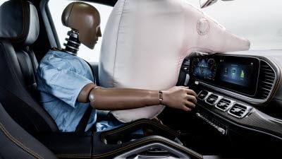[카&테크]벤츠의 미래 안전실험차량 'ESF'