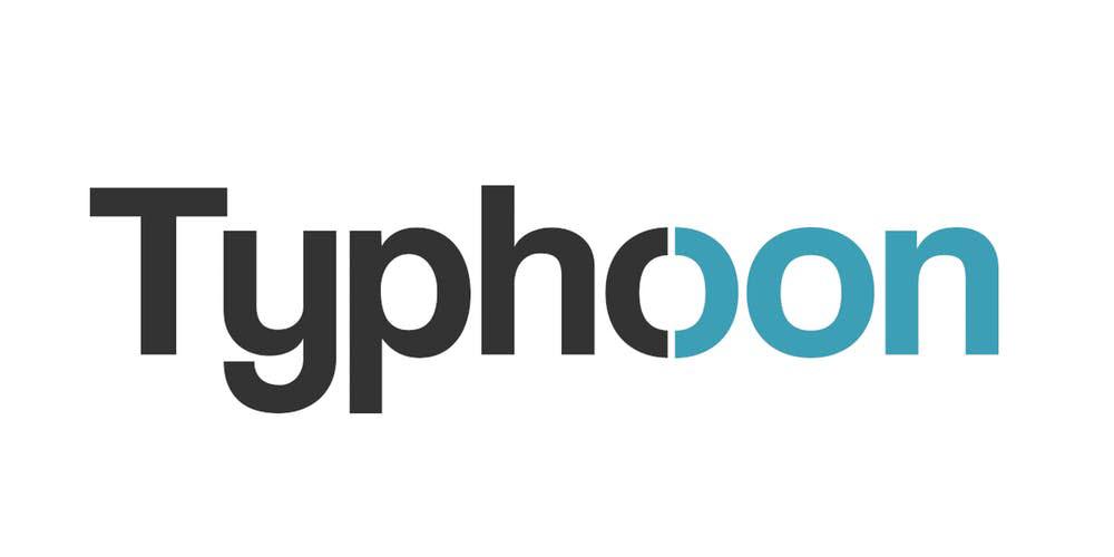 타이푼콘 로고
