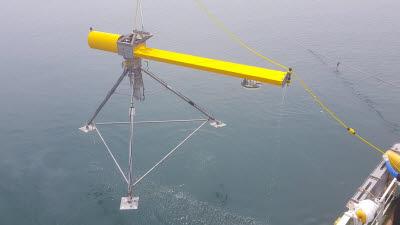 중소조선연구원 해저지반 정밀 탐사 장비 국산화 성공