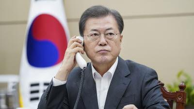 문 대통령, 시진핑 주석과 32분 통화...코로나19 임상경험 공유, 시 주석 방한은 예정대로
